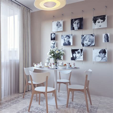 Photo Hanging Ideas | photo wall collage without frames 17 layout ideas