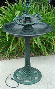 Cast Aluminum Patio Table Outdoor Patio Furniture Water Fountains Angel Cast