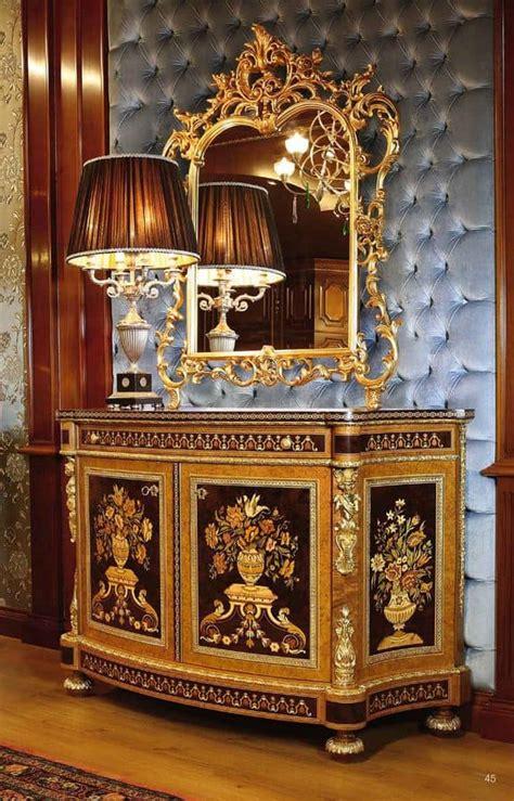 credenze classiche di lusso credenza per prestigiose sale con decorazioni intagliate
