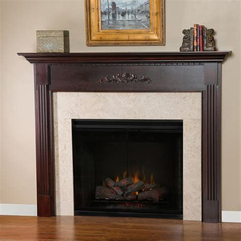 Fireplace Acessories by Allegheny Wood Fireplace Mantel Transitional Fireplace