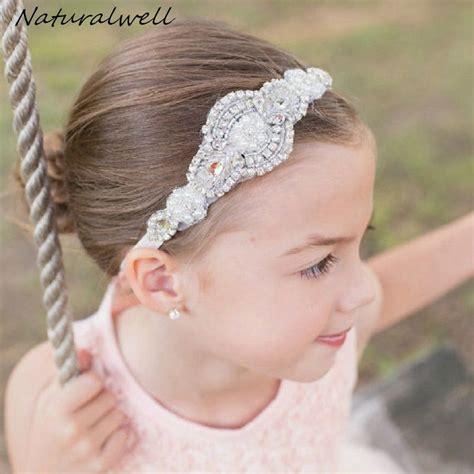 aliexpress buy children newborn beautiful ribbon aliexpress buy naturalwell baby rhinestone