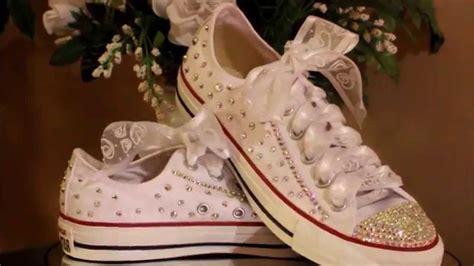 braut sneaker wedding sneakers bling sneakers bling sneakers