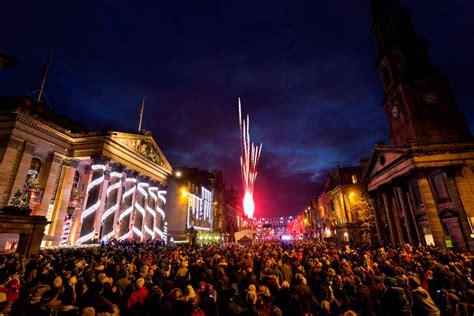 image gallery edinburgh christmas