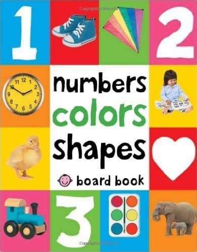 libro colors and shapes brighter counting books for children nurturestore