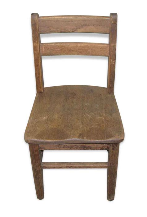 antique schoolhouse chair wooden school chair olde things