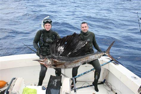 spearfishing trips   world