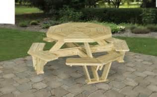 Outdoor wood furniture octagonal table design online meeting rooms