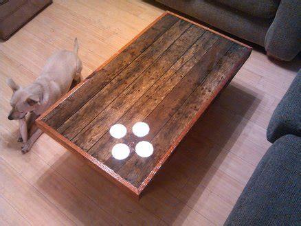 Harga Epoxy Clear Coat pallet wood epoxy top coffee table by kirbi69