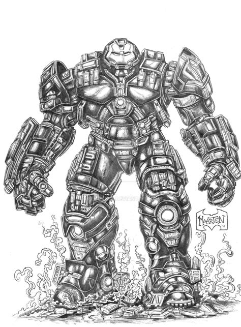 avengers hulkbuster coloring pages iron man hulkbuster avengers coloring pages cartoon