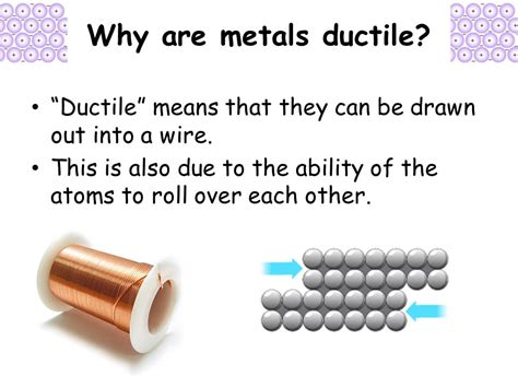 this is why metal is metallic bonding and structure ppt