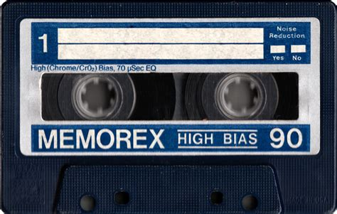 memorex cassette analog audio cassette nostalgia tapedeck org