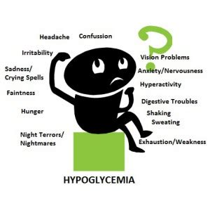 can diabetes cause mood swings hypoglycemia or low blood sugar naturally healing autism