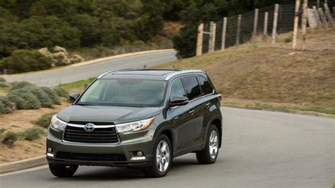 Toyota Highlander 2014 Price 2014 Toyota Highlander Us Specs And Prices Released