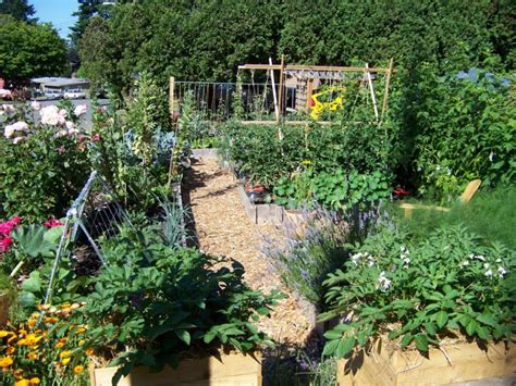 What Are Potager Gardens Yard Ideas Blog Yardshare Com Potager Garden Layout