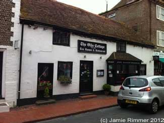 rottingdean tea rooms brighton ghosts and hauntings paranormal places and strange activity in sussex