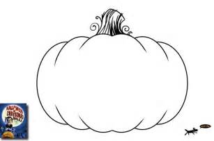 halloween pumpkin outline printable festival collections