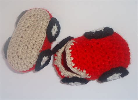 baby slippers crochet crocheted car slippers shoes for baby crochet baby