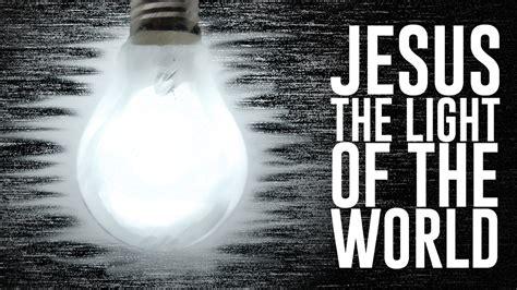 Jesus the light of the world   Paul Scanlon