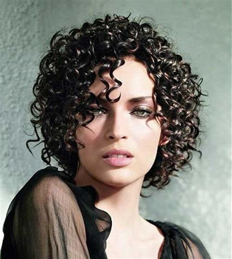short haircuts for naturally curly hair oval face short hairstyles for oval face with curly hair short