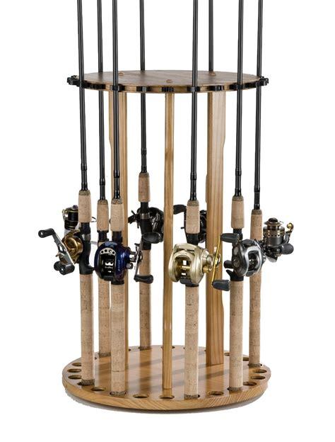 how to make fishing rod racks 2 fishing rod rack
