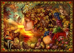 Draw Plans spirit of autumn digital art by ciro marchetti