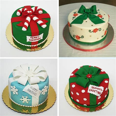 best 25 fondant christmas cake ideas on pinterest