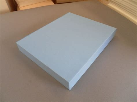 Upholstery Foam Cushions Cut To Size 27 Quot X22 Quot X4 Quot Upholstery Foam Cushions Cut To Size Firm Blue