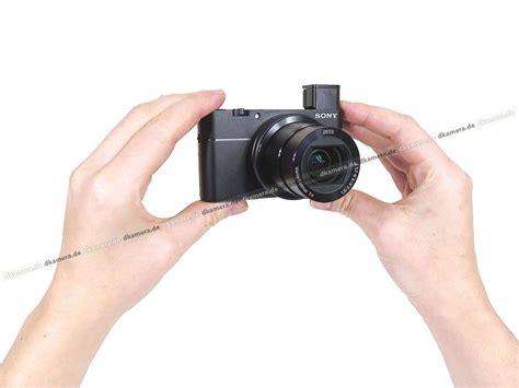Kamera Sony Dsc Rx100 die kamera testbericht zur sony cyber dsc rx100 v testberichte dkamera de das
