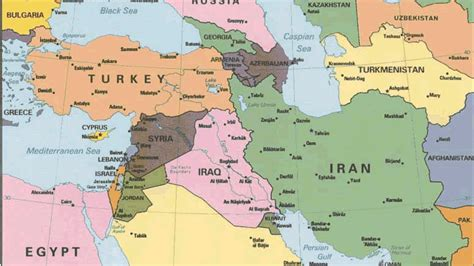 middle east map today the arab and demographics sizemore insights