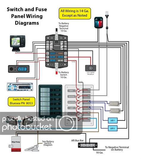 how to rewire boat switch panel rewire flats boat the hull truth boating and fishing forum