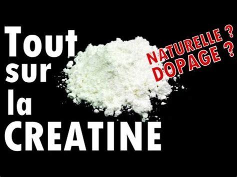 creatine dangers creatine danger effet secondaire