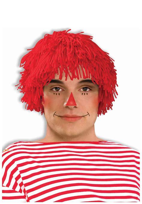 rag doll wigs rag doll boy wig