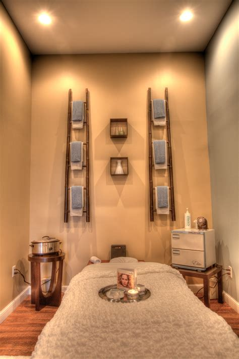 spa decor our massage room spa inspiration pinterest