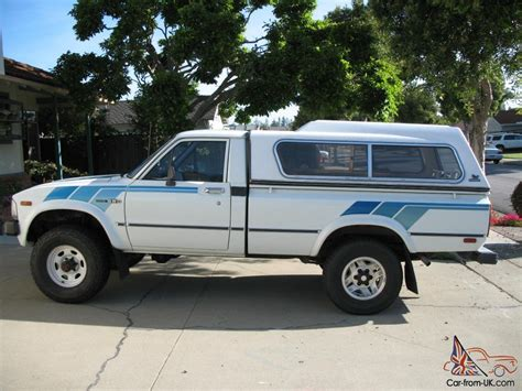 toyota tacoma long bed for sale 1983 toyota tacoma sr5 4x4 long bed truck