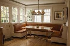 banquette seating dream kitchens pinterest craftsman craftsman bungalow style on pinterest craftsman