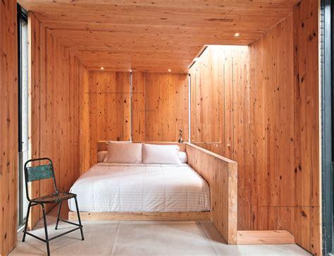 desain kamar tidur mungil  minimalis