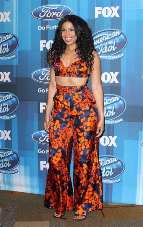 Jordin Sparks Crowned American Idol by Jordin Sparks American Idol Finale 2016 01 Gotceleb