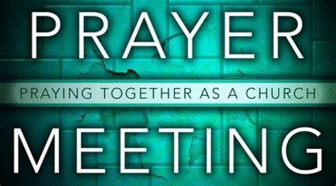 Marvelous Church Ministries Ideas #3: PrayerMeeting_B-540x300.jpg