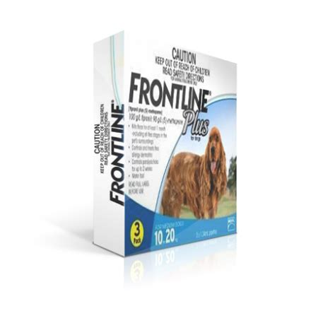 frontline plus for dogs 23 44 lbs frontline plus blue 3 for dogs between 23 44 lbs pfilealbumpresent