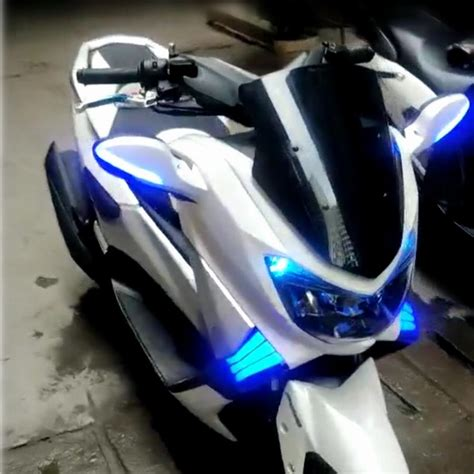 modified motorcycle parts turn light led turnlamp turn