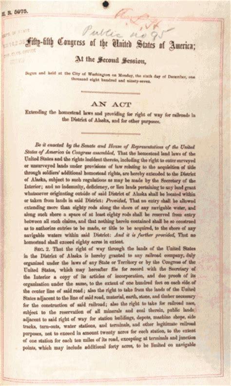 Alaska Records Act Migration To Alaska