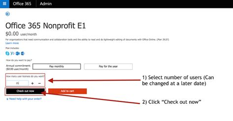 Office 365 For Nonprofits Office 365 Nonprofit Is Available For Charities And