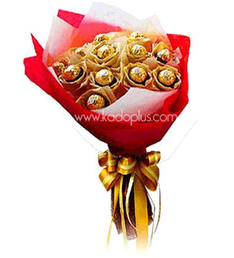 Buket Bunga Coklat Ferrero Wisuda Anniversary Birthday Wedding Murah 1 ferrero bouquet toko bunga florist parcel