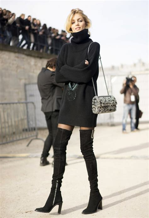 street style trends  fall winter paris fashion week