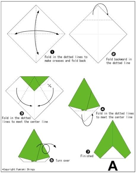 Really Easy Origami For - december 2012 bookmaking with