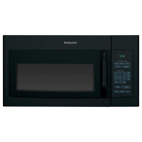 1 6 cu ft the range microwave black ge 1 6 cu ft the range microwave in black