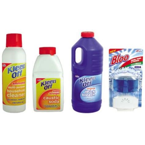 Tidy Home Cleaning kleen off household ammonia 500mls wholesalers of