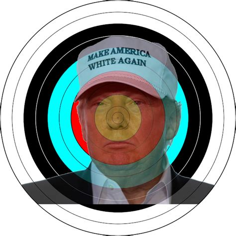 printable targets for crossbows toronto archery donald trump archery target