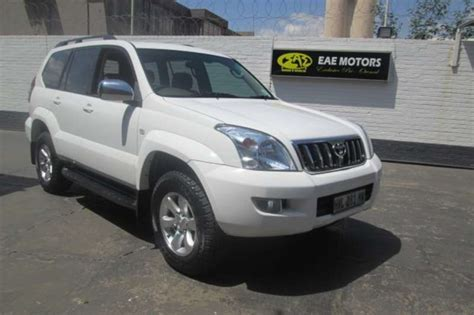 2006 Toyota Prado For Sale 2006 Toyota Land Cruiser Prado Cars For Sale In Gauteng