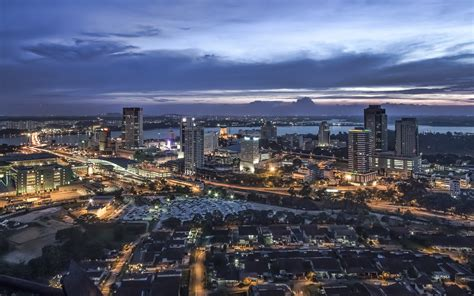 wallpaper dinding johor bahru johor bahru from pacific mall tower this is shot from
